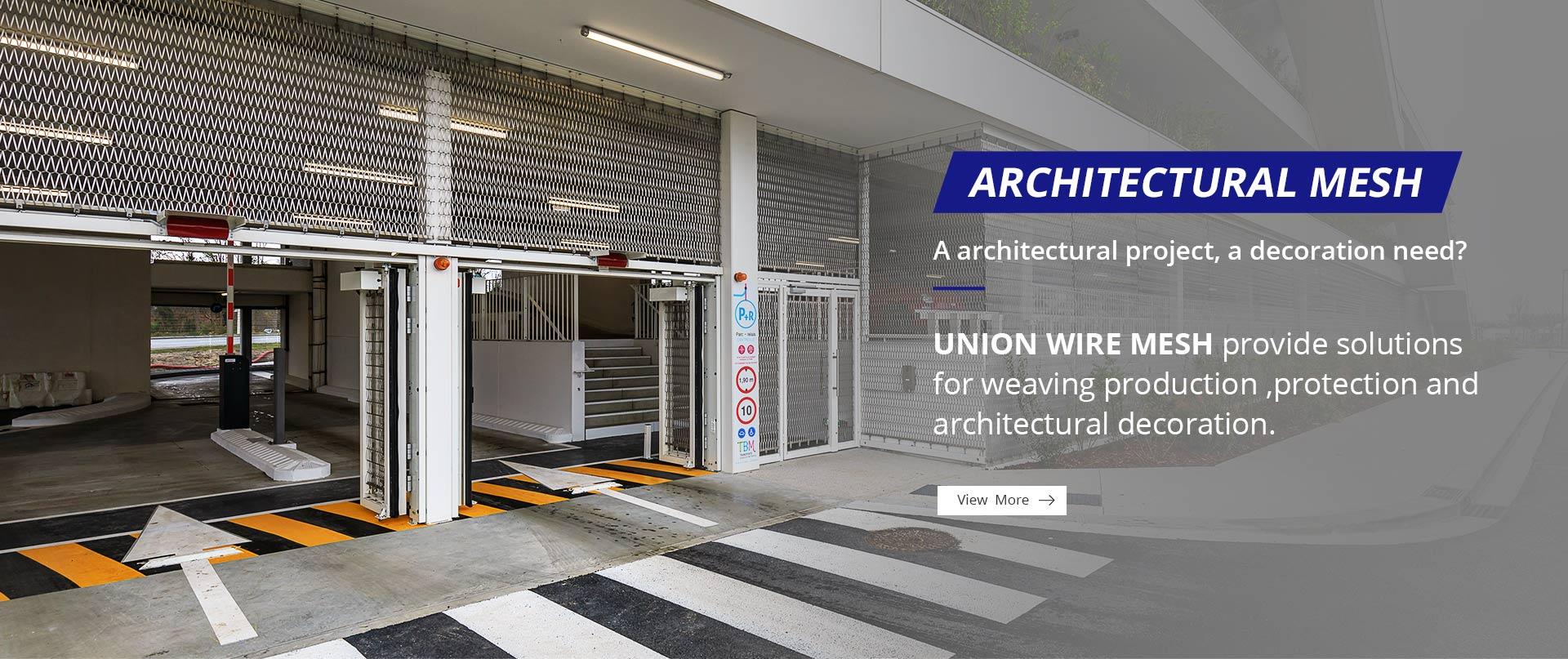 Architectural Mesh